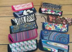 """12  Eyeglass Cases for Thin Style Readers """"C"""" Assorted Style"""