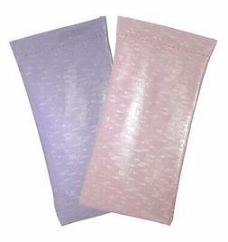 2 pack slip in eyeglass case soft