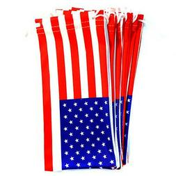 American Flag Soft Case Storage Pouch Bag For Sunglasses Eye