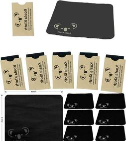 Cleaning Microfiber Cloth For Eyeglass Lens/ Phone Alcohol F