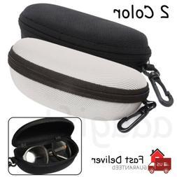 Glasses Case Box Sunglass Protector Travel Hard Eyeglass Zip