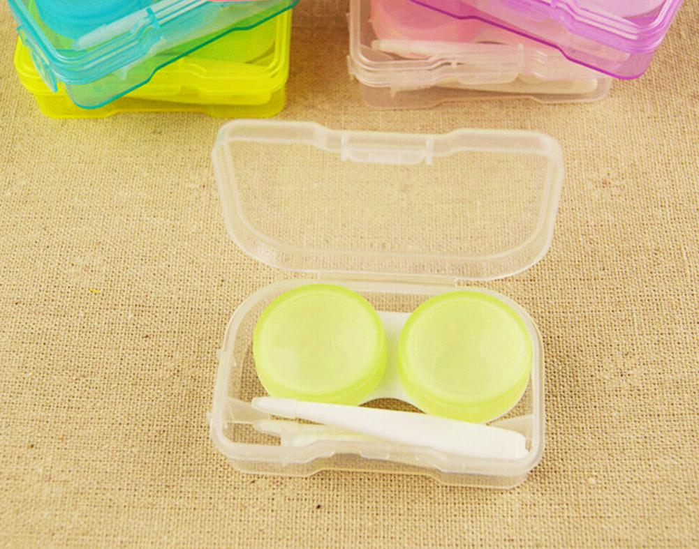 5X Contact Kit Travel Care Holder