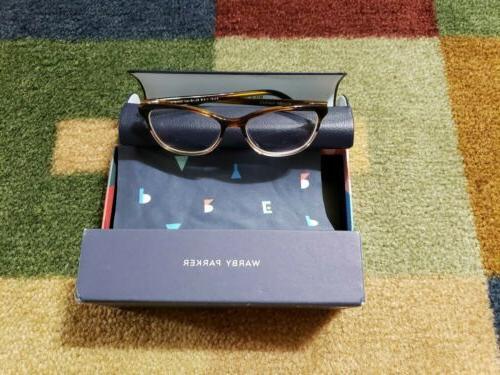 Authentic Eyeglass w/Case N 615 50-15-140