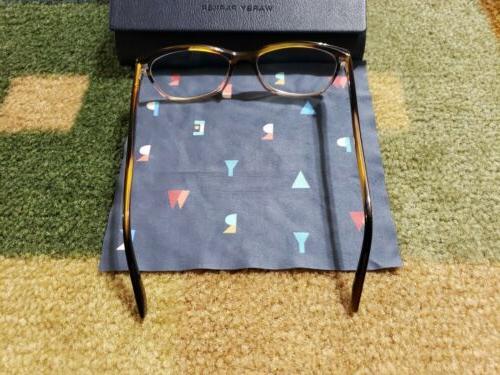 Authentic WARBY Daisy Eyeglass Frames w/Case 615 50-15-140