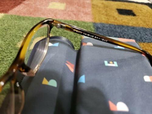 Authentic Eyeglass Frames w/Case 615 50-15-140