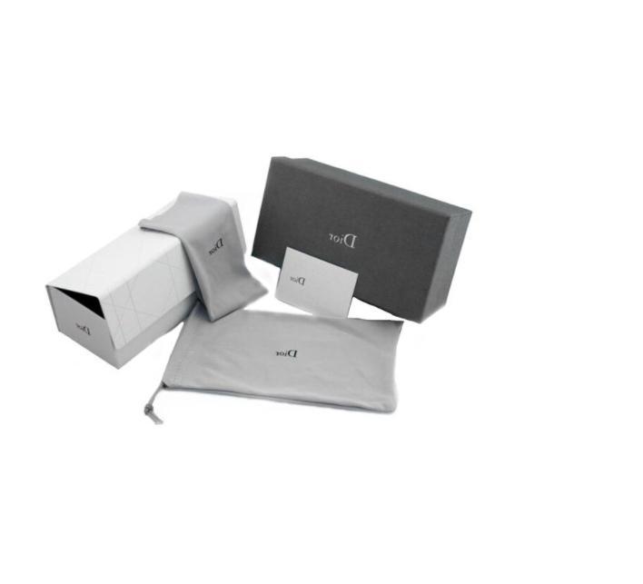 chrstian sunglases case cloth eyeglasses box
