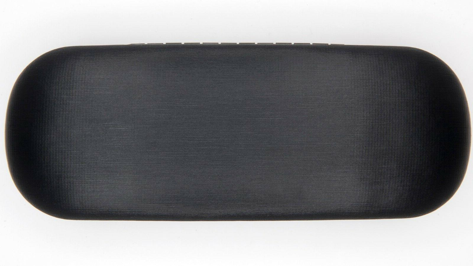 NEW Clam Hard Eyeglasses Case w/ Microfiber Cleaning