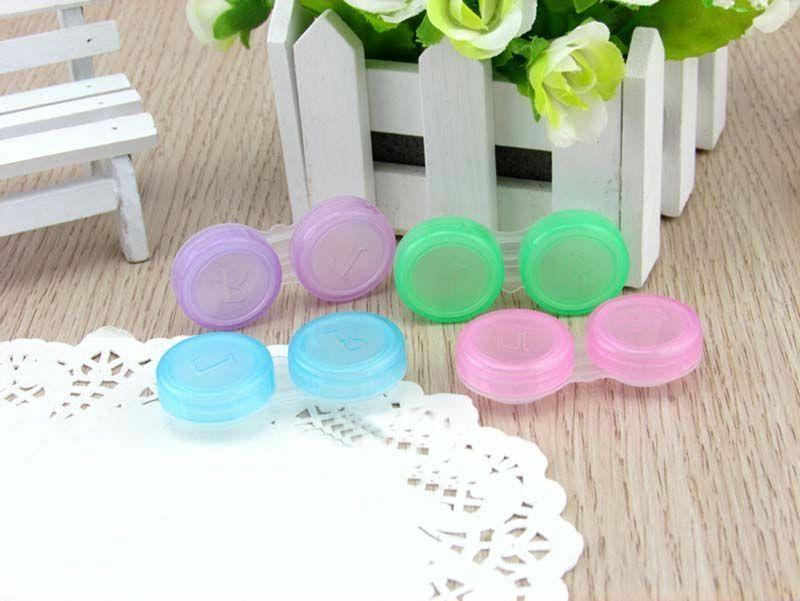 Contact Lens Cases Storage Cover