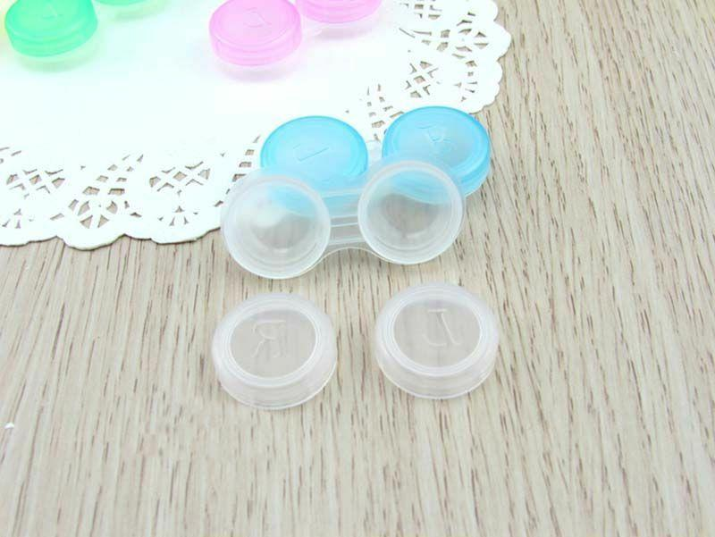 Contact Cases Storage Protection Portable Pcs