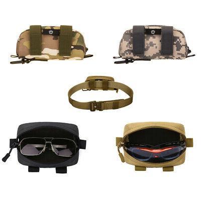 eyeglasses case zipper sunglasses pouch bag cases
