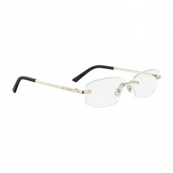 eyeglasses gold ct 0086o 001 france 54mm