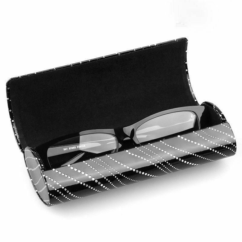 hard box eyeglasses cases optical sunglasses spectacles