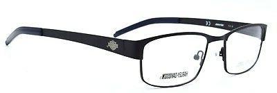 harley davidson hd721 blk men s eyeglasses