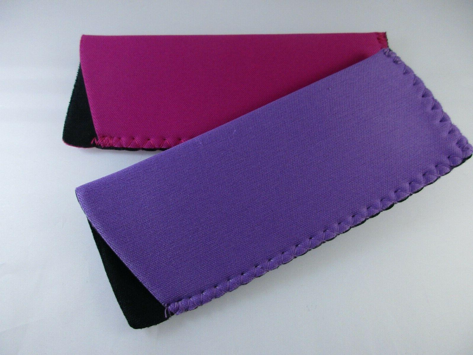 lot of 2 hot pink and purple