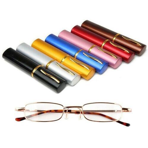 metal reading glasses presbyopic glasses eyeglasses