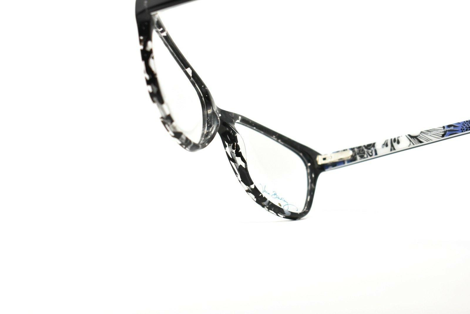 New Authentic Vera Eyeglasses Blue 53-17-137 without