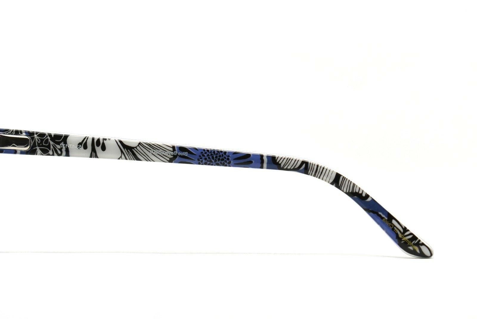 New Vera Eyeglasses Emerson Blue Bayou