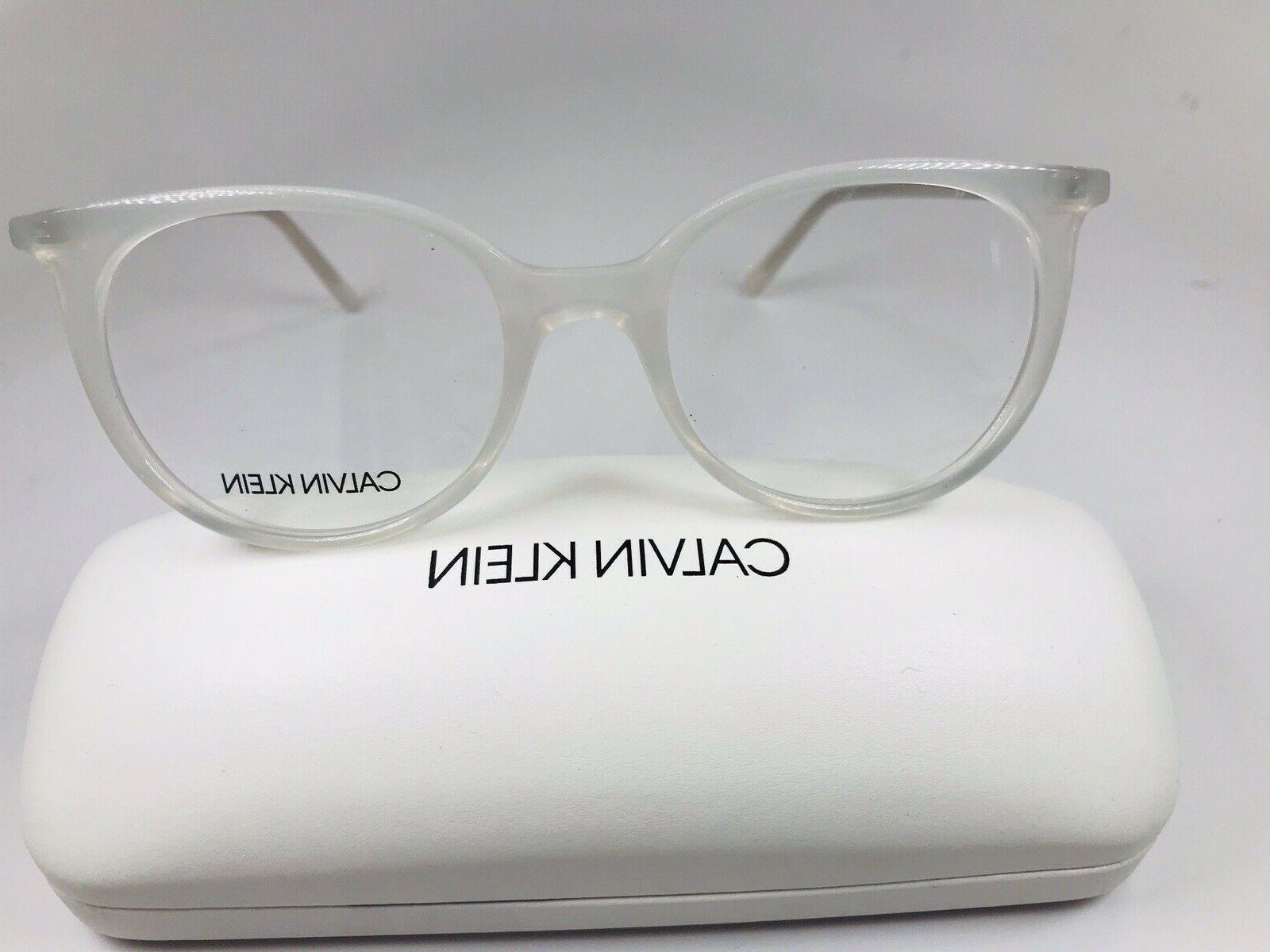 New Klein 101 White 49mm