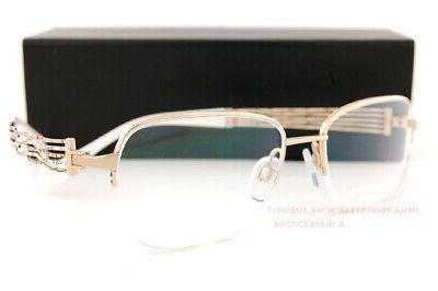 new eyeglass frames titanium line art xl