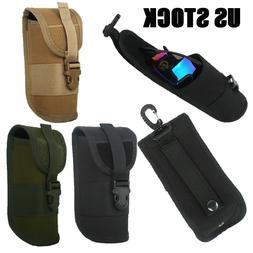 Men Tactical Molle Portable Sunglasses Pouch Eyeglasses Bag