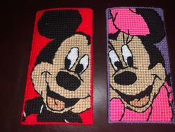 Minnie & Mickey Eyeglass  cases