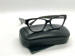 NEW Authentic Coach Eyeglasses HC 6126 5172 GREY TRANSPARENT