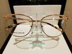 NEW Michael Kors Eyeglasses MK3018 NAO 1194 Rose gold size 5