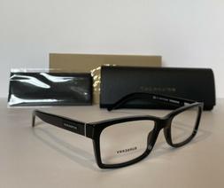NEW Burberry Men's B2108 3001 Black Eyeglasses Optical Fra