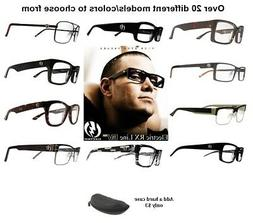 New Electric Visual Rx Prescription Eyeglasses Frames Mens M