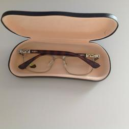 Original Vogue Eyeglasses & Case For Women VO 3996 Brown/ Pa