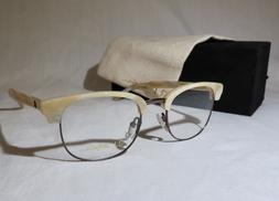 Phillip Lim Celia Beige  46-19-140 Frames Eyeglasses -New w/