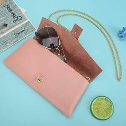 Portable Female Sunglass Ornaments Storage Chain Bag Ladies