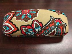 VERA BRADLEY READING GLASSES  OR  EYEGLASSES CASE DESERT FLO