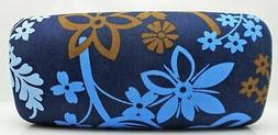 Vera Bradley Sunglasses Case JAVA FLORAL Pattern Large Hard