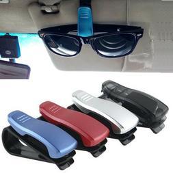 Sunglasses Holder In Car Sun Glasses Case Clip Grip Gift For